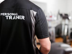 Picture of a sports trainer